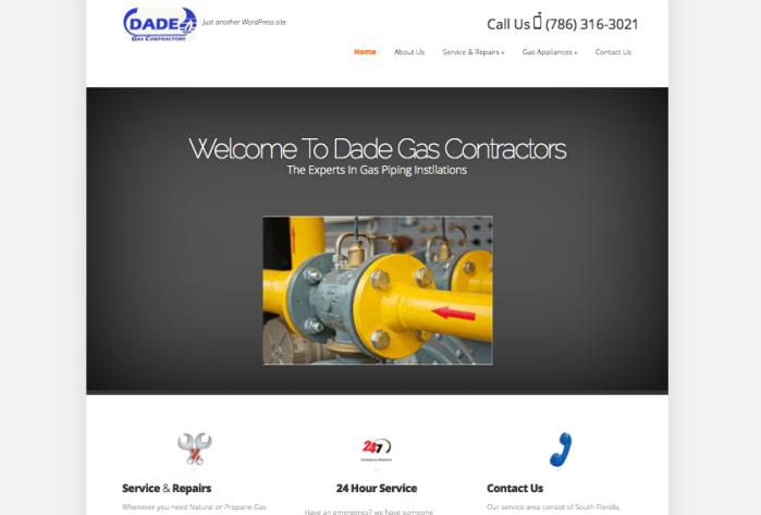 DADE Gas Contractors